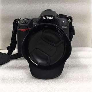 D7000 from Nikon (SC30k)