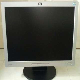 """HP L1706 17"""" Monitor"""