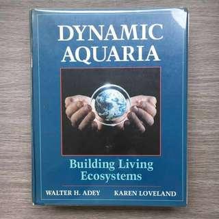 Aquarium Science Coral Reef Marine Advance Fish Tank Book!
