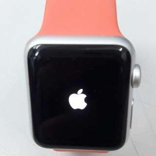 Apple Watch Series1 38mm(Orange)連充電線(SH009823)