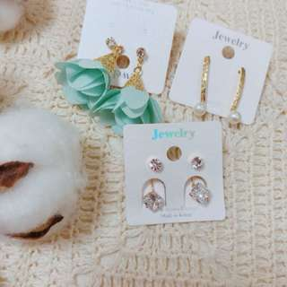 Original Korean Earrings 💙