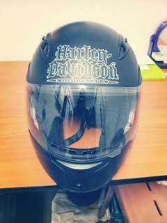 herley helmet  fullface flip authentic
