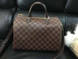 Louie Vuitton LV Speedy B 30
