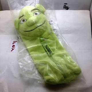 Tempat Pensil anak Character Shrek dari Singapore Airlines