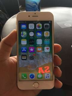 iPhone 6 16gb Openline GPP LTe with Free globe LTe activated