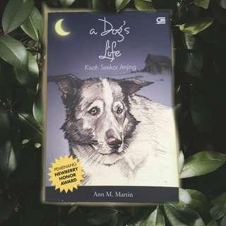 Buku A dogs life 🐕
