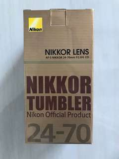 Nikon Official Product Tumbler