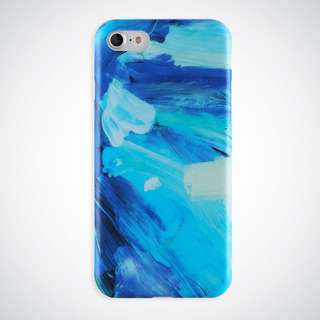 Glossy Blue Cases