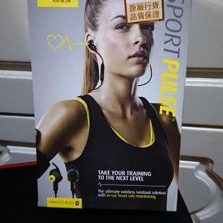 Jabra Sport Pulse 防汗藍芽耳機