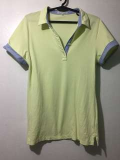 Green Apple Polo Shirt