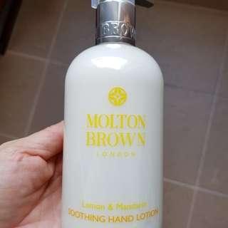 MOLTON BROWN Hand lotion