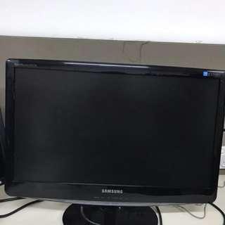 """17"""" LED monitor"""
