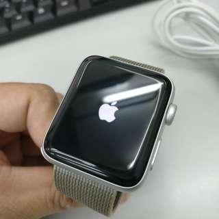 Apple Watch Series2 42mm(Brown)連充電線(SH010037)