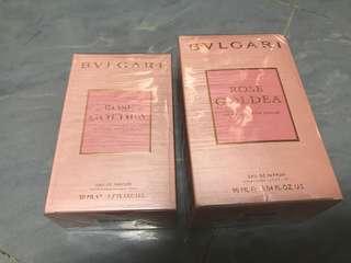 全新 Bvlgari Rose Goldea 香水