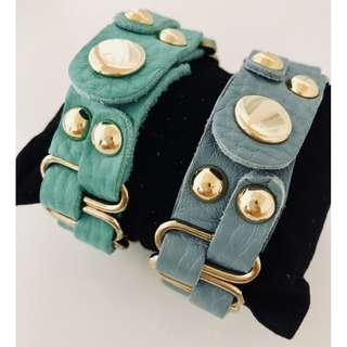 Color Leather Bracelet