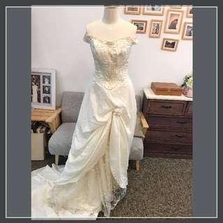 歐風公主-婚紗禮服