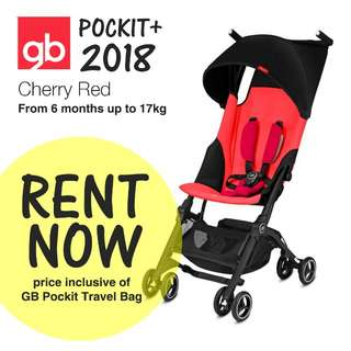 GB Pockit+ Gold 2018 for rent!