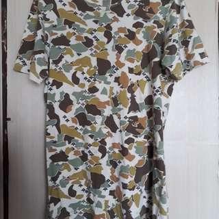 LRG Camouflage Shirt