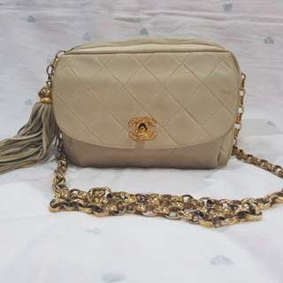 Chanel sling bag authentic