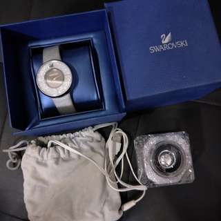 Swarovski Watch with free Swarovski Crystals speaker