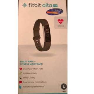 徵全新Fitbit Alta HR L size