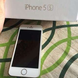 IPHONE 5S PALUWAGAN 4 MONTHS TO PAY ONLY