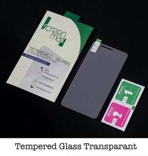 TEMPERED GLASS TRANSPARANT