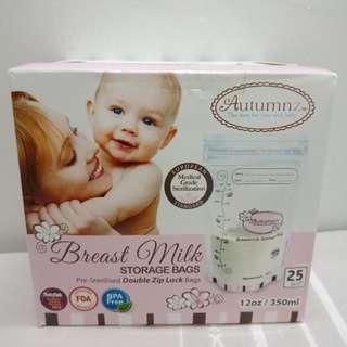 Autumnz Breast Milk Storage Bag