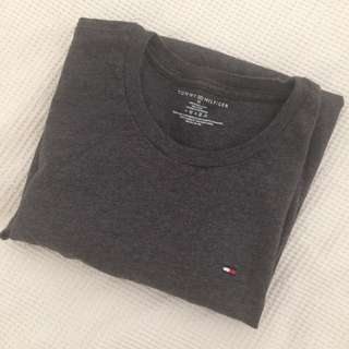 Tommy Hilfiger Grey T-Shirt Tee ASOS The Iconic Medium M