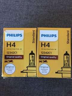 Philips H4 light bulk