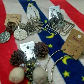 45k for 11 pcs earings!!