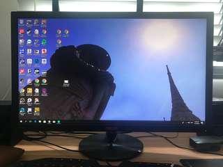 27 inch Asus VP278 monitor