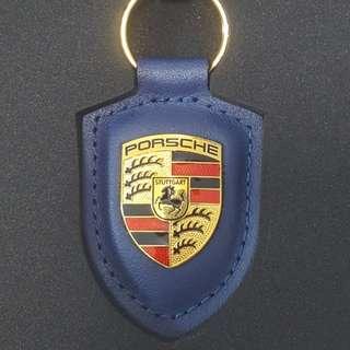 Limited Edition Porsche Key Crest