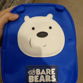 Tas We Bare Bear-Miniso
