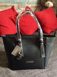 AUTHENTIC GUESS Women Tote Handbag