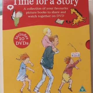 Brand New Time for a story set