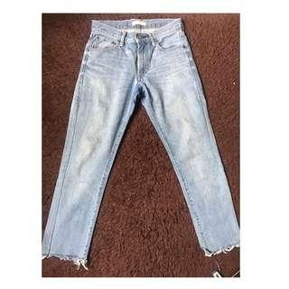 Celana Jeans Panjang Uniqlo size 27