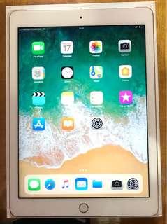 iPad Air 2 64GB Cellular Gold Fullset