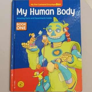 Ensiklopedi my human body
