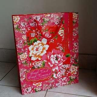 Parkson CNY paper bag