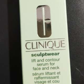Clinique sculptwear serum 50ml