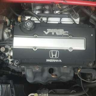 Ek4 B16a engine block