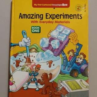 Ensiklopedi amazing experiment