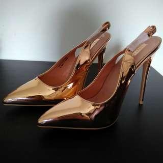英國購回高跟鞋,適合大腳女孩