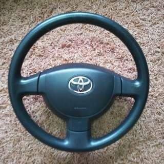 steering passo/myvi