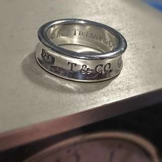 ✨Reduced Price! Authentic Tiffany & Co. Ring (T & Co.)