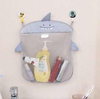 BNIB mesh holder for bath toys or toiletries