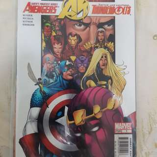 Avengers/Thunderbolts (marvel)