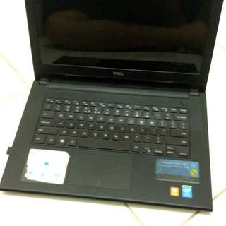 Laptop dell inspiron 3000 series