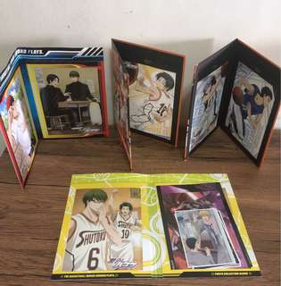 Kuroko No Basket Photo Album Collection